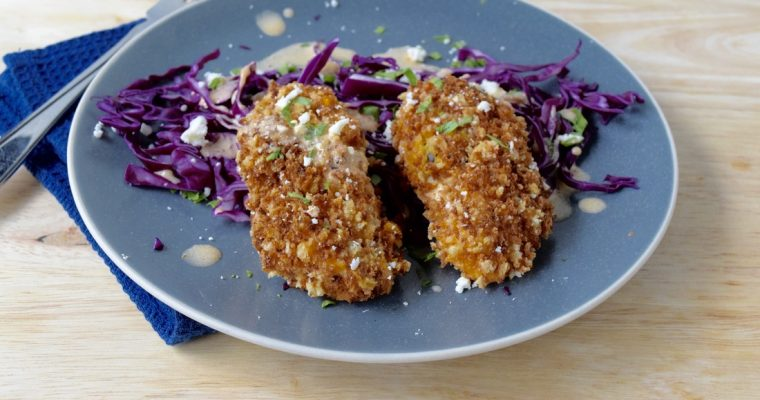 Love and Sweet Potato & Black Bean Croquettes